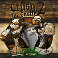 Crush the Castle 2 играть онлайн